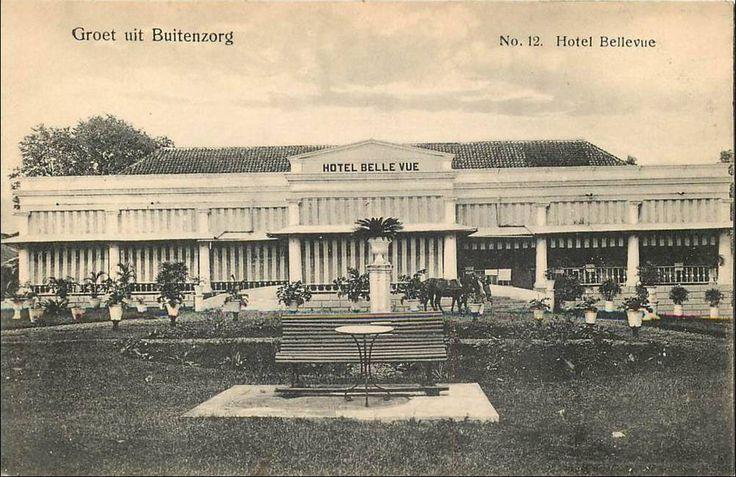 Hotel Bellevue, Buitenzorg