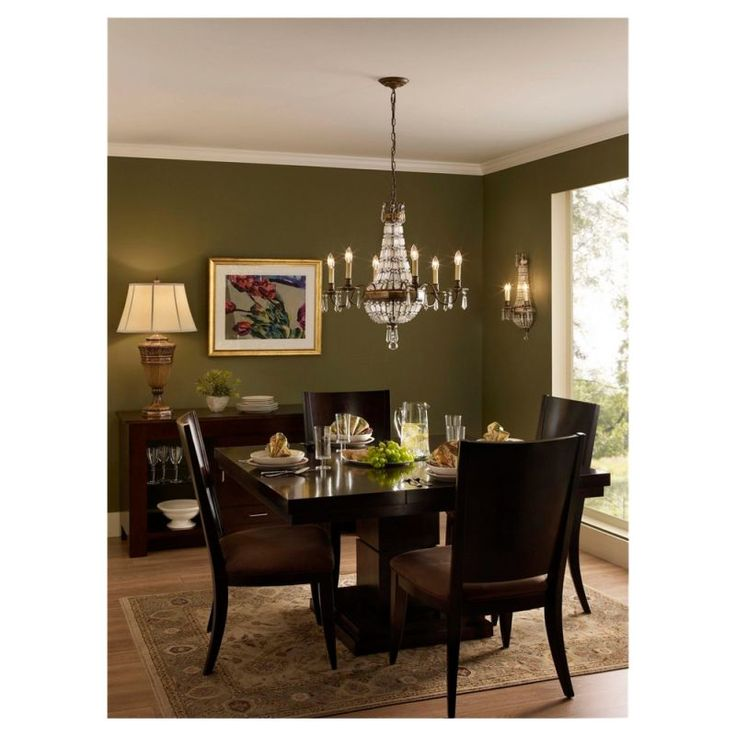 Save Up To 36 On The Murray Feiss F2461 6 From Build Dining Room LightingChandelier LightingCrystal ChandeliersChandeliers