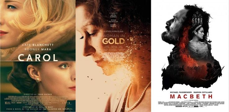 Screenplay posters