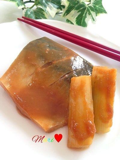 妊娠35週目〜 / ♡定番*基本の鯖の味噌煮♡ by Mariさん | レシピ ...