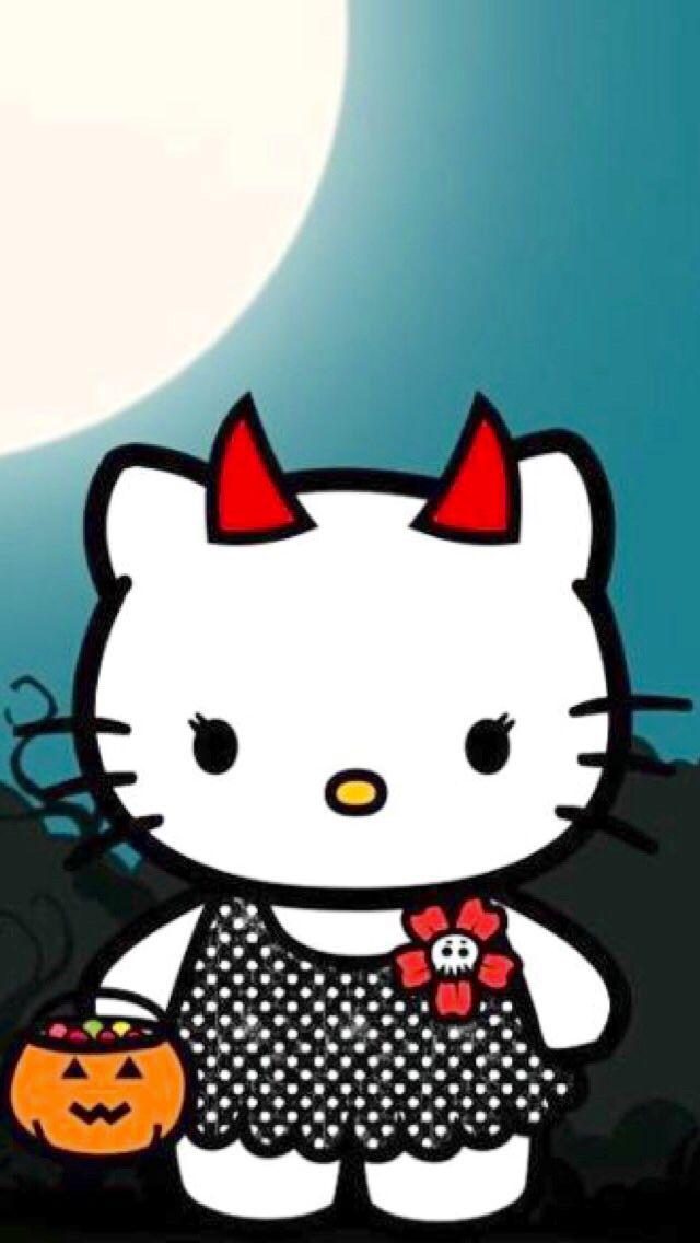 Best 25 hello kitty halloween ideas on pinterest hello kitty hello kitty things and sanrio - Hello kitty halloween ...