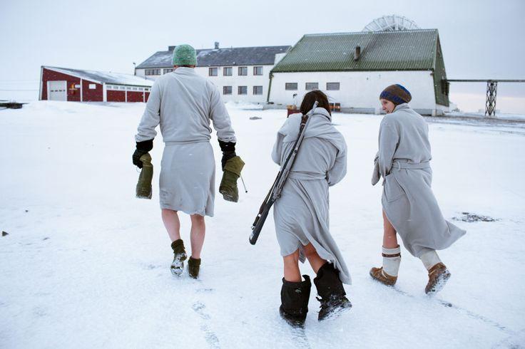 Arctic Spa