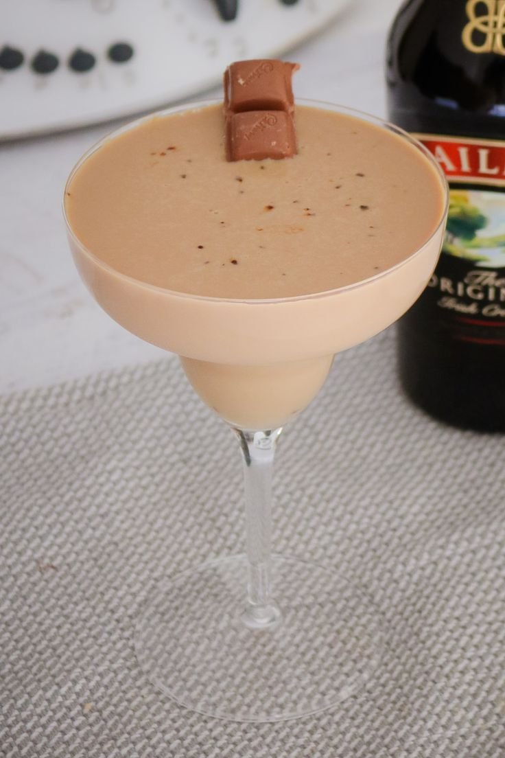 Thermomix Baileys Cocktail