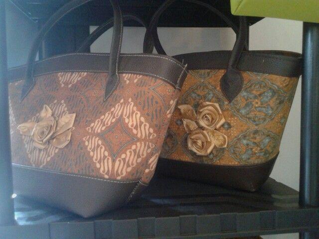 Batik's bag