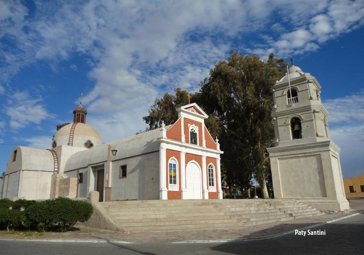 Iglesia de Matilla, Iquique, http://www.chile.travel/es/donde-ir/desierto-de-atacama/iquique