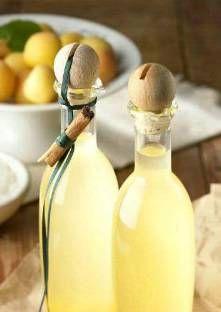 Liqueur aux abricots