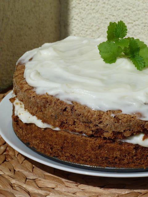 Kouzlo mého domova: Mrkvový dort