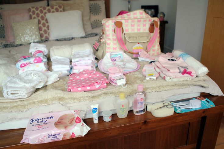 Anna Saccone blog What to pack for baby at hospital
