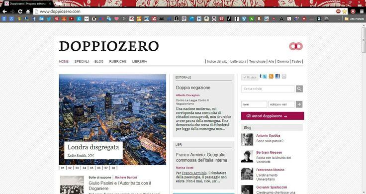 Doppiozero.com