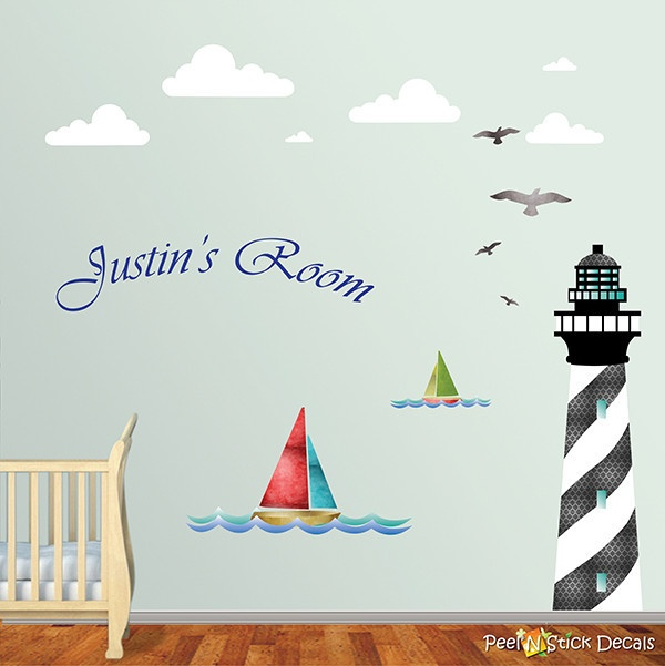 Sailboat Wall Art and Décor