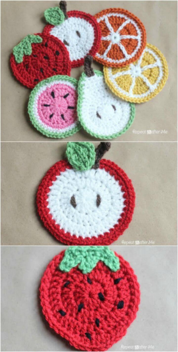 Best 25 crochet fruit ideas on pinterest crochet food diy 101 free crochet patterns for beginners that are super easy bankloansurffo Choice Image
