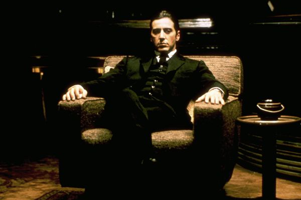 The evolution of Michael Corleone is the most fascinating element of the Godfather story.