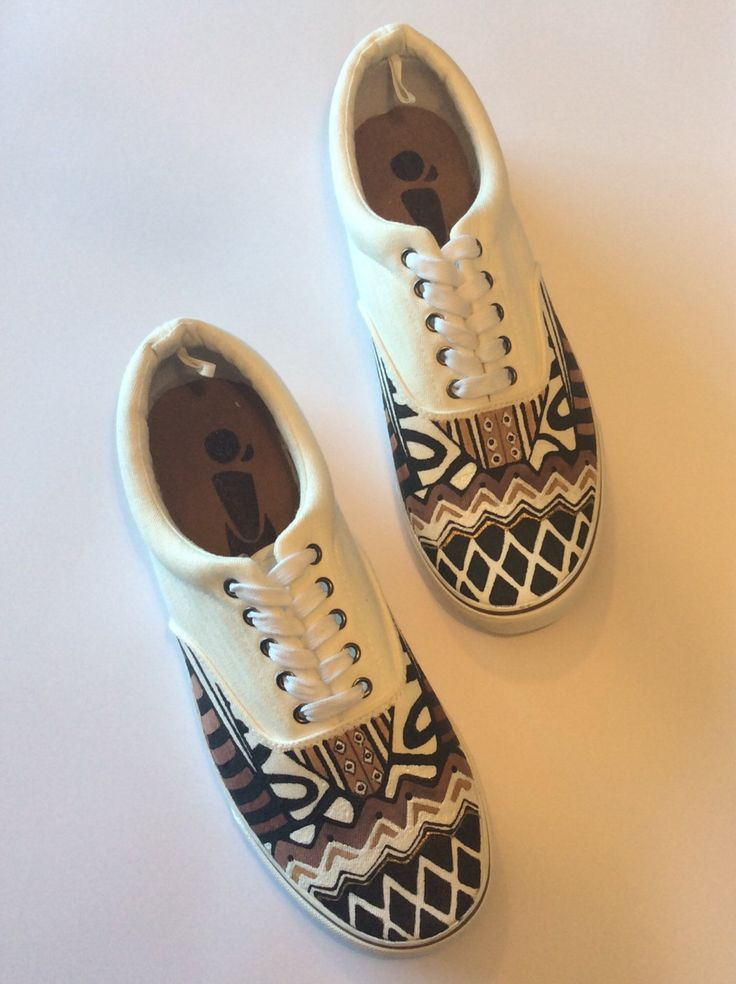 Men's Aztec Shoes by 2Woo on Etsy https://www.etsy.com/listing/210533147/mens-aztec-shoes