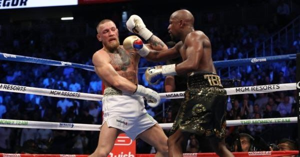 Floyd Mayweather: ends McGregor challenge in Round 10  Floyd Mayweather has won the fight against loudmouth Conor McGregor in the 10th round with the referee having to save the Irish challenger from further punishment.  The American now has a 50-0 record. And for his efforts he will pocket a potential $300m (230m). Boxing pundits never expected the fight at T-Mobile arena in Las Vegas United States to go the distance but McGregor lived up to his promise to shock the boxing world.  McGregor…