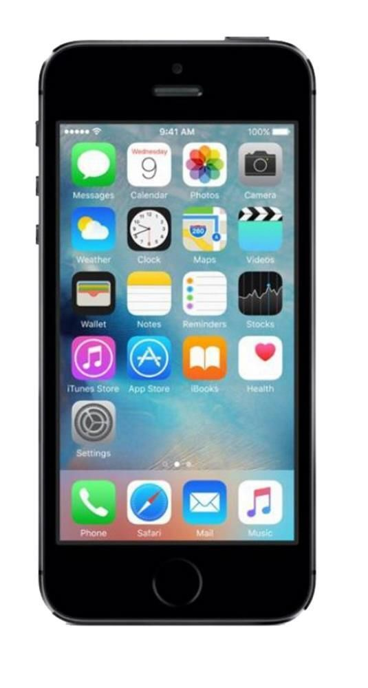 IPHONE 5S KOPEN LOS 16GB