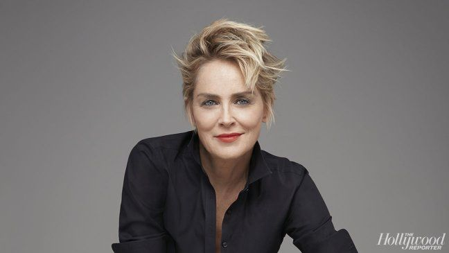 Sharon Stone on Growing Old Gracefully