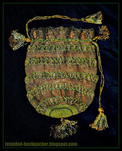 Kese - Ottoman Purse for Gold Coins