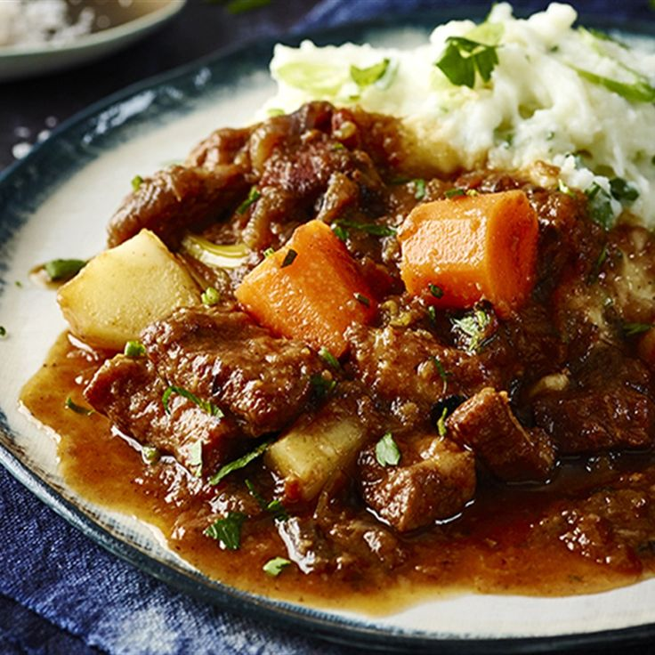 Try this Pork and Winter Vegetable Hot Pot with Champ recipe.