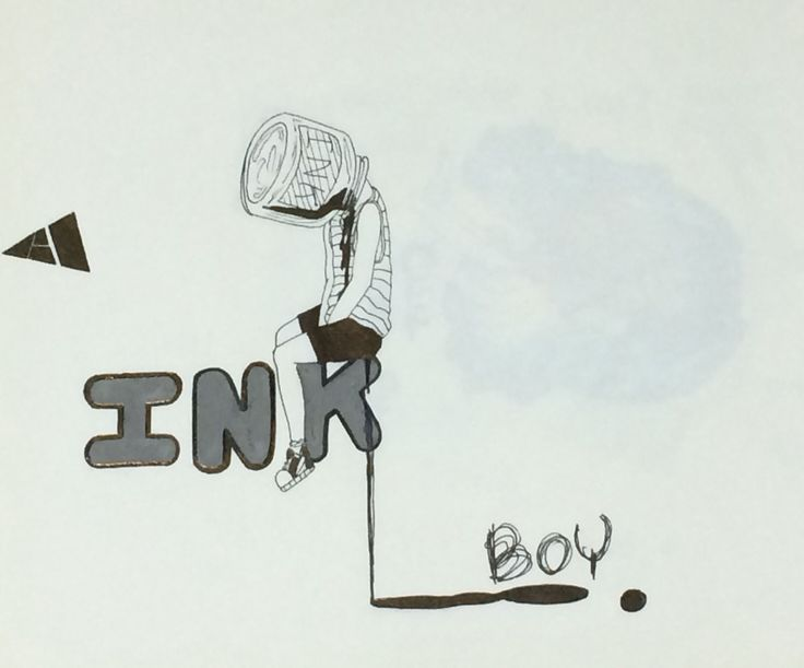 Ink boy