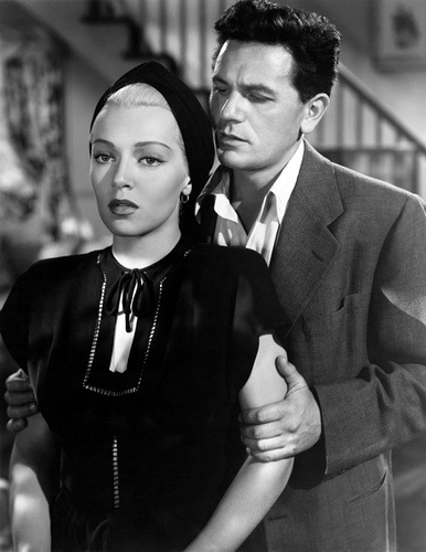 The Style Essentials--Lana Turner Wears White for THE POSTMAN ALWAYS RINGS TWICE | GlamAmor