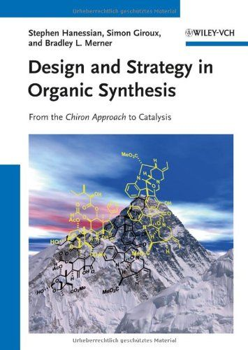 Design and Strategy in Organic Synthesis: From the Chiron Approach to Catalysis by Stephen Hanessian http://www.amazon.ca/dp/3527319646/ref=cm_sw_r_pi_dp_iq4Qvb0J9P4XQ