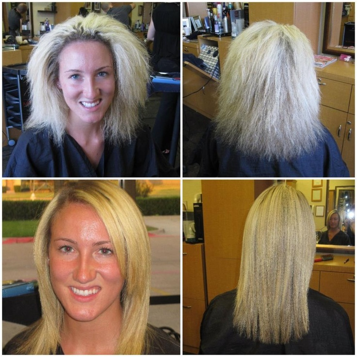 8 Best Keratin Vs Thermal Reconditioning Images On