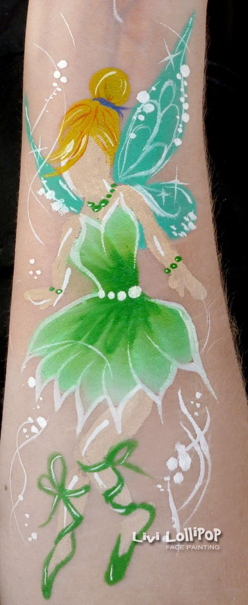 Face Painting Fairy