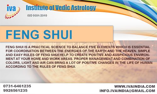Feng Shui is such an arrangement which can be implemented everywhere. That is why it is all pervading. In Feng Shui, Chi energy is the concept of life. In the traditional Chinese medical science Chi is accepted as the crux of life.