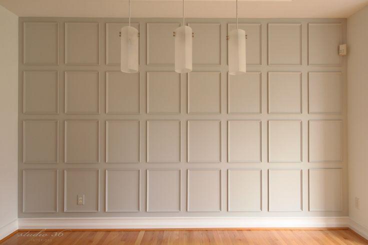 Best 25 Wall Trim Ideas On Pinterest Panel Walls Wall
