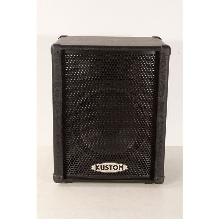 "Kustom KPC12P 12"" Powered PA Speaker Regular 888366054178"