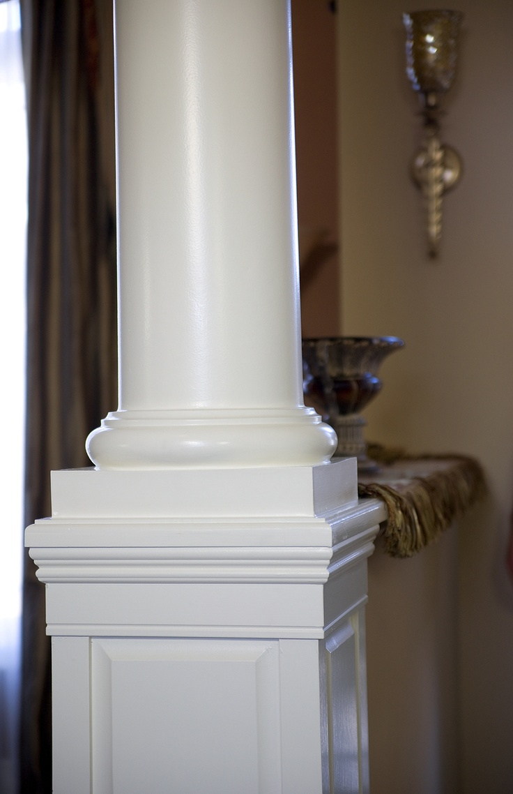 Column Molding Ideas 108 Best Trim Images On Pinterest Architecture Columns And