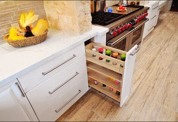 Kitchen Organization Design Ideas, Pictures, Remodel, and Decor - page 28