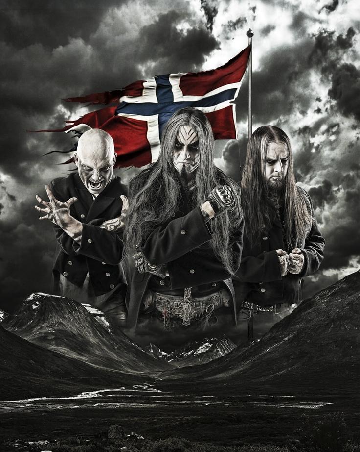 Roger Johansen - Dimmu Borgir