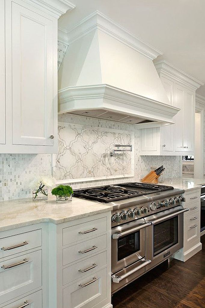 kitchens with stone backsplash backsplash and new house hoods 20228