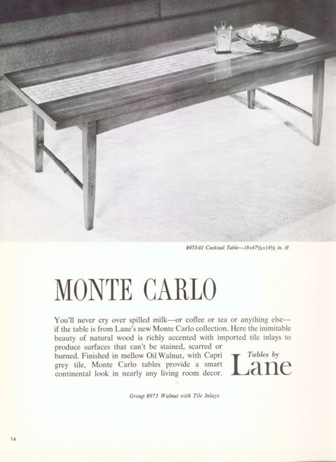 X. Lane FurnitureRetro ...