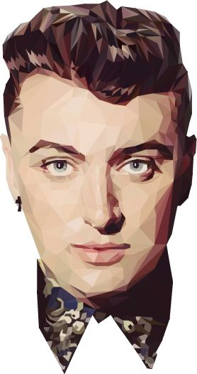 polygone ai illust illustrator sam smith art