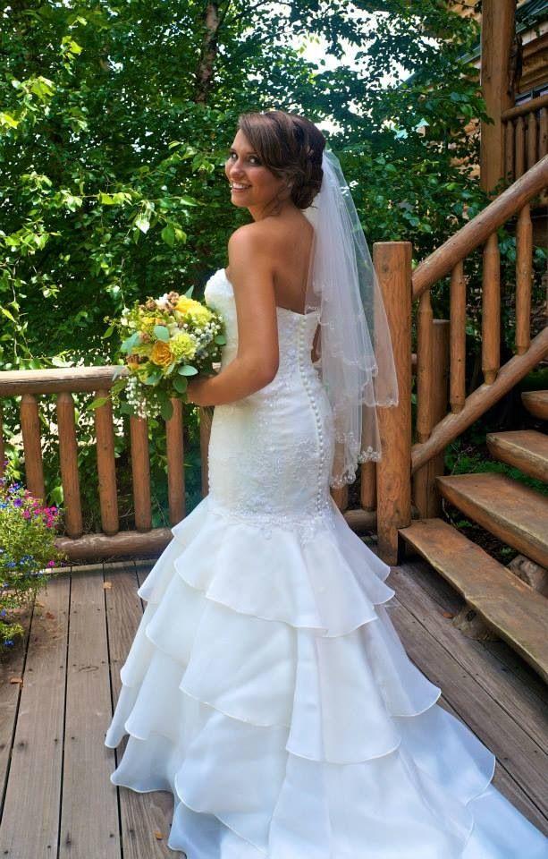 51 besten Wedding Dresses Bilder auf Pinterest | Hochzeitskleider ...
