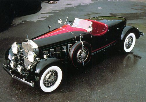 """1930 Cadillac - V16 Boattail Speedster """"...Just bought a Cadillac! Throw some D's on that bitch!"""""""