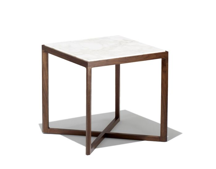 Captivating Krusin Square End Table