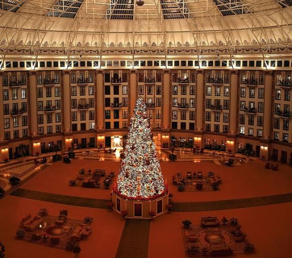18 And Older Hotels In New York: 18 Best If You're Going To... West Baden Springs Resort