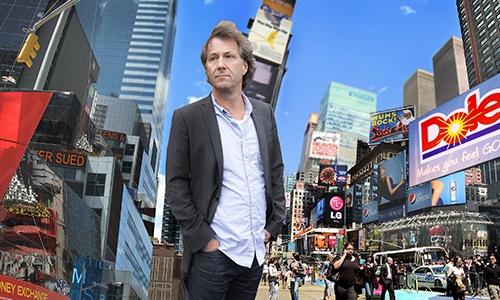 Fredrik Gertten: su nueva película en Santiago y regiones