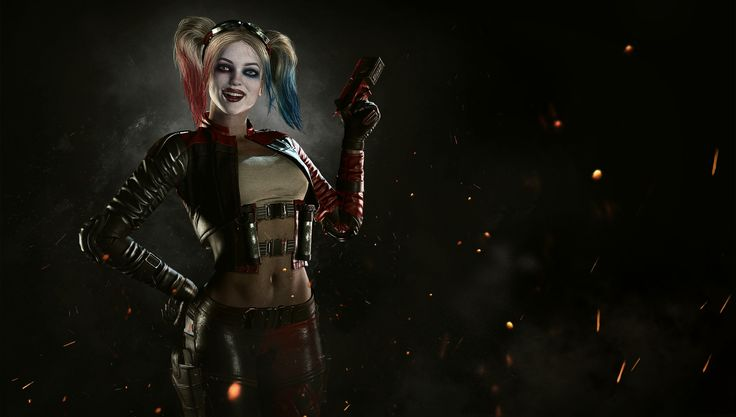 New Injustice 2 Trailer Features Harley Quinn and Deadshot  #Injustice