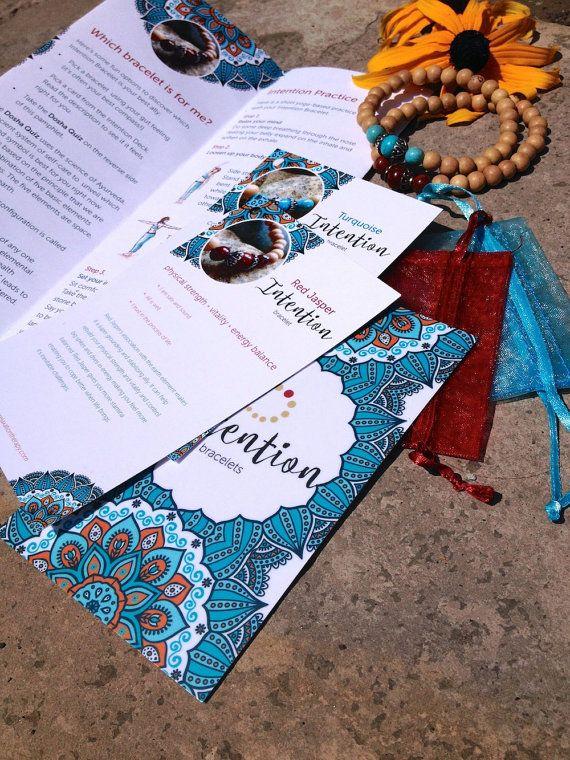 Lapis Lazuli Intention Bracelet & Meditation Practice by DoshaMala
