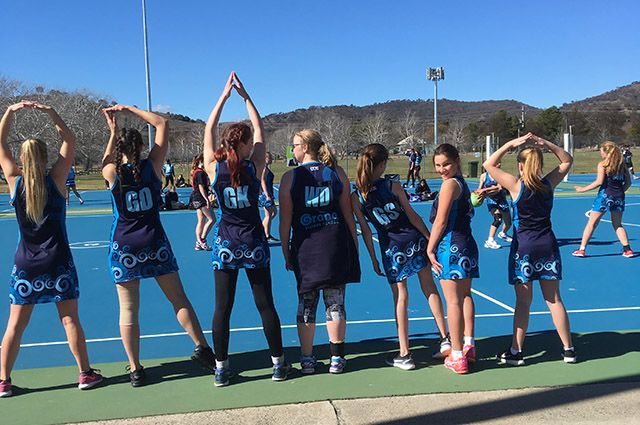 """""""Your school is the nicest school ever. Thank you for helping me with my shooting during the game."""" was the comment Kirstie, our PE teacher, received at the Southside Interschools Netball Carnival. One our students had coached her opponent during the game to help her improve her goal shooting.  What a great example of sportsmanship!"""