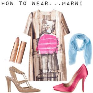 How to Wear...MARNI
