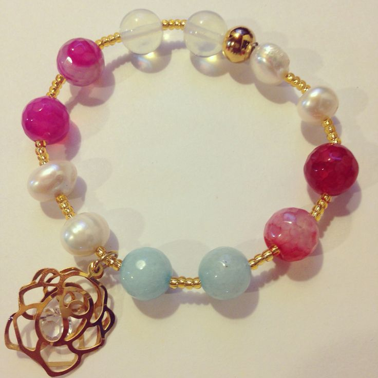 Bracelet by Luz Marina Valero
