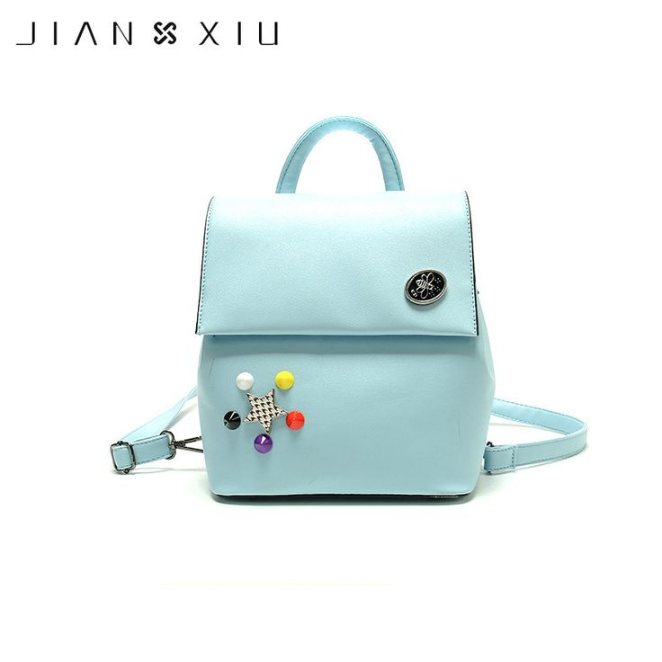 Find More Backpacks Information about JIANXIU Fashion Women Backpack PU Leather Shoulder Bags Casual School Bags for Girls Female Waterproof Female Backpack,High Quality casual school bags,China school bags for girls Suppliers, Cheap fashion women backpack from Shop2994082 Store on Aliexpress.com