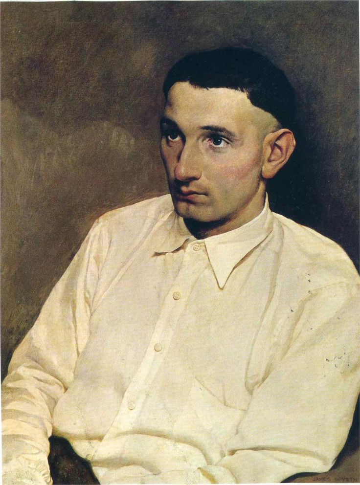 Jamie Wyeth: Lester