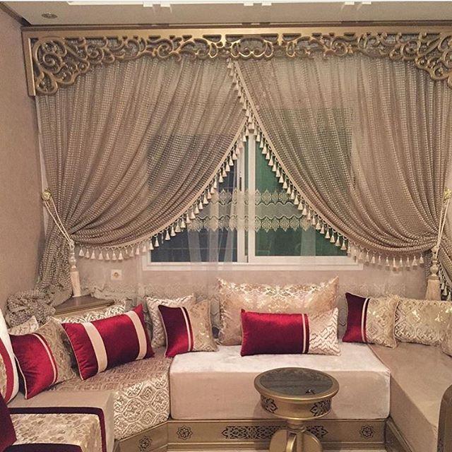 Pin By عالم الاثاث و الافرشة المغربية On صالونات عصرية Home Decor Home Decor
