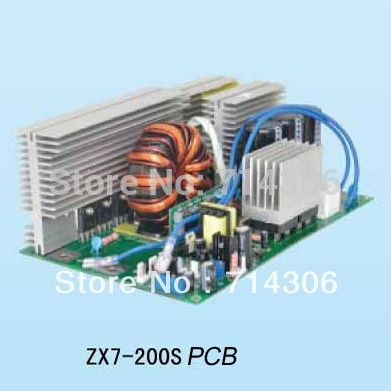 58.60$  Buy here  - IGBT machine Control card  ARC 200 3 in 1 PCB    Single board   dc inverter welding machine AC220V input power